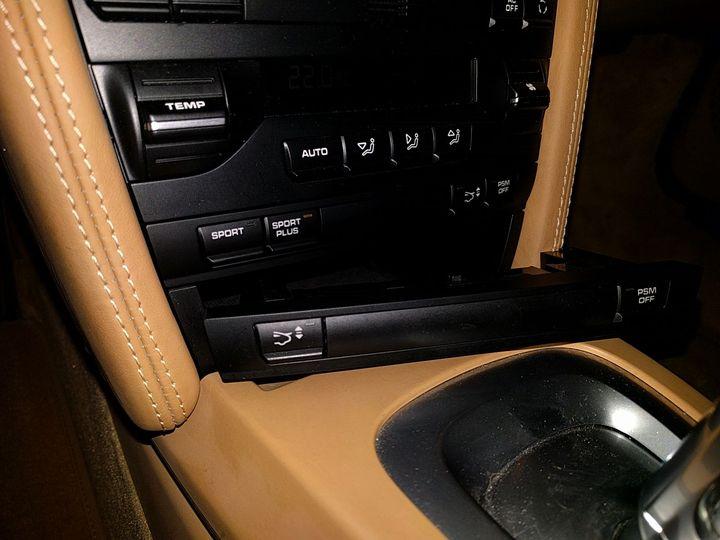 Ajout des modes SPORT et SPORT PLUS sur 997 Carrera 3.6 PDK