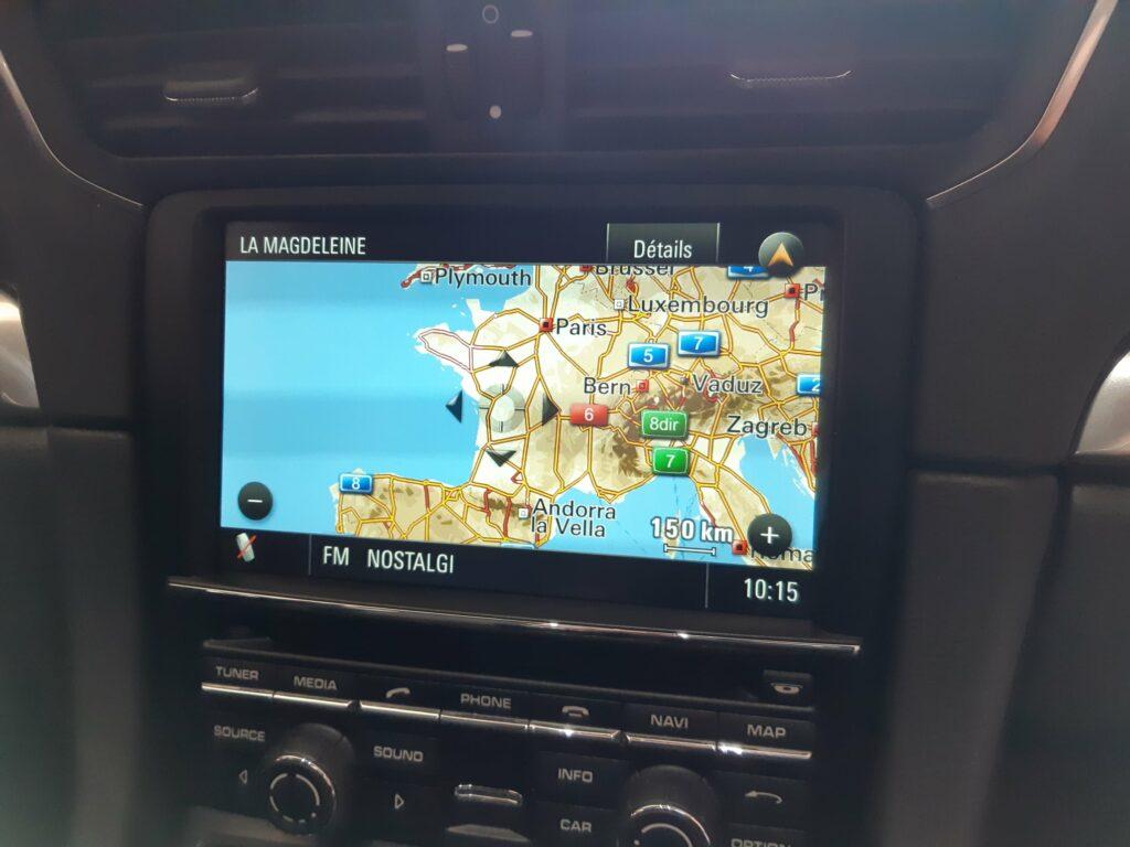 Mise à jour de cartographie Europe PCM