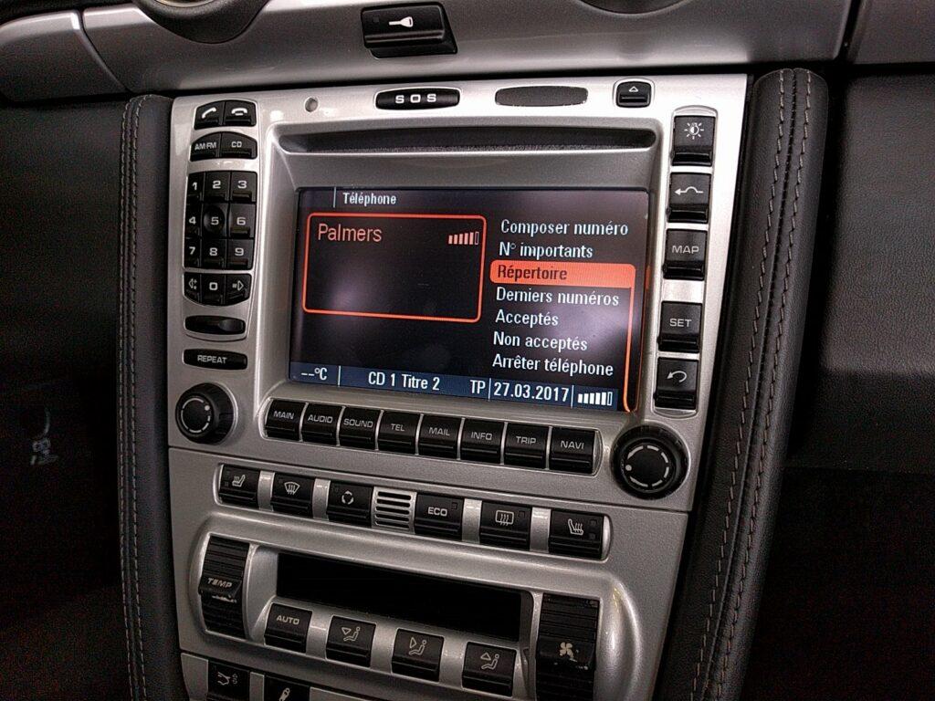 Post-équipement mains-libres Bluetooth pour PCM2.1 avec lecture audio USB/iPod et Bluetooth